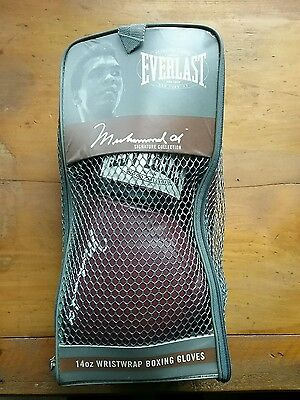 Muhammad Ali Signature Collection Boxing Gloves 14 oz