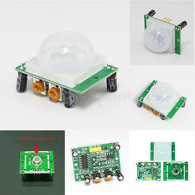 1x Mini Infrared PIR Motion Sensor IR Module HC-SR501 for Raspberry Pi / Arduino