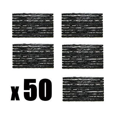 50st x 100mm Repair set Patch Roadside assistance Car tyres Motorcycle TRUCK