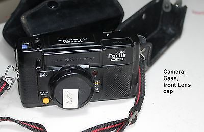 Yashica Auto Focus Motor, 35mm rangefinder, cult classic