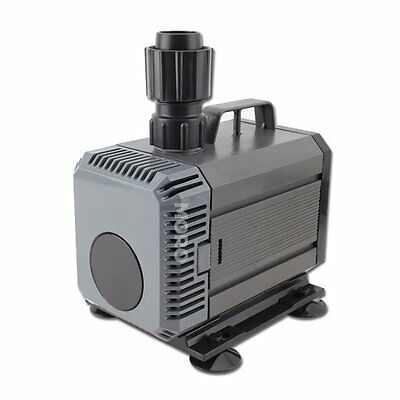 24W 1400LPH Submersible Aquarium Fountain Pond Marine Water Pump Fish Tank Air