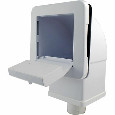 Custom SP1099S Complete Front Access Skimmer - White