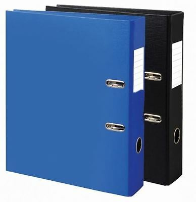 Lever Arch File Office Paper Document Stationery Folder Binder Storage Classic