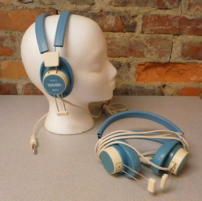 Telex 610-1 retro headphones