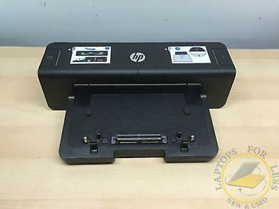 Genuine HP Docking Station *With  - 90W AC Adapter*