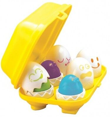 Tomy Play To Learn Hide N Squeak Eggs - FAST AND FREE DELIVERY