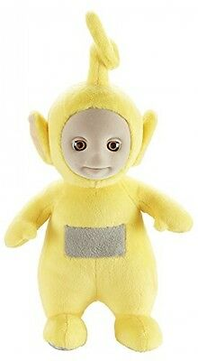 Teletubbies Talking Laa-Laa Soft Interactive Toy Yellow - FAST AND FREE DELIVERY