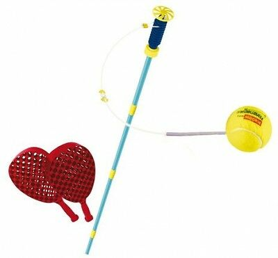 Classic Swingball with 2 265g Checkerbats - FAST AND FREE DELIVERY