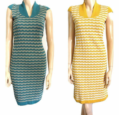 af23e2f80725 NEW NWT Anthropologie Tulle Striped Eyelit Knit Sweater & Cami Dress $110  retail