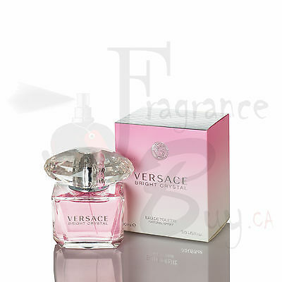 Tester - Versace Bright Crystal W 90ml Tester (with cap) Woman Fragrance