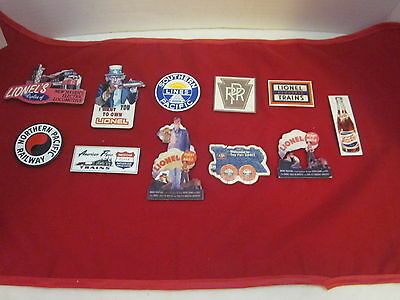 B-0485L Railroad Magnet Classic Pacific Northern Line Southern Vintage Patch