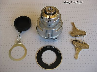 New, Kubota Keystart  Ignition Switch Universal, Yanmar, Beta Marine