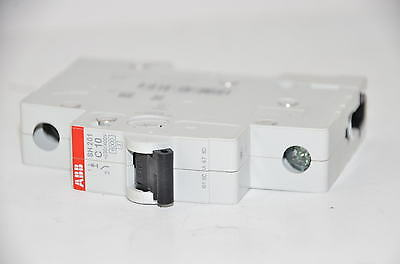 New ABB SH201-C10 1P 20A Miniature Circuit Breaker