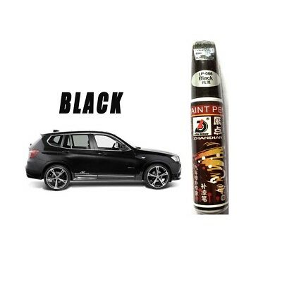 Fix Pro Car Auto Smart Coat Paint Scratch Repair Remover Touch Up Pen (black)