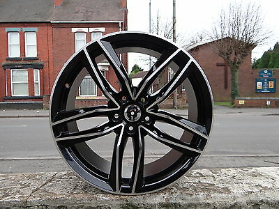 "4x NEW 21"" Audi RS6 Style Wheels A6 RS6 A7 RS7 A8 Q5 • £ ..."