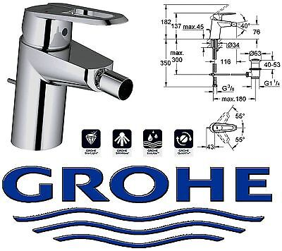 grohe serie touch cosmopolitan bad wc bd bidet armatur. Black Bedroom Furniture Sets. Home Design Ideas
