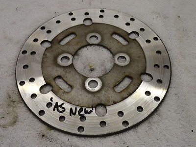 1998 Yamaha Bws50 Bws 50 2T Scooter Moped Part Front Brake Disc
