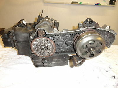 2001 Piaggio Vespa Et4 125 Scooter Moped Engine 4T 'rolling Nut' Type Gwo