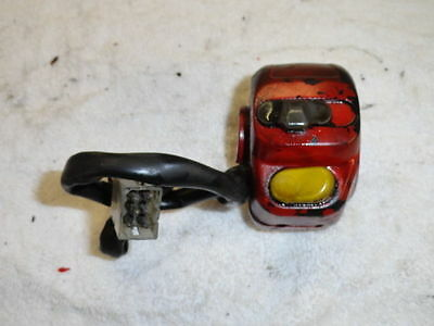 2005 Peugeot Speedfight 100 Scooter Right Hand Switch Gear