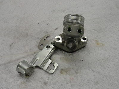 2011 HONDA PES 125 PS125i SCOOTER MOPED PART FUEL INJECTOR MOUNTING BODY