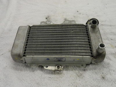 2011 HONDA PES 125 PS125i SCOOTER MOPED PART RAD RADIATOR COOLING