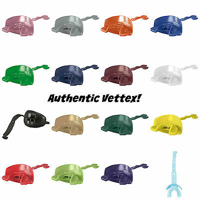 VETTEX DOUBLE MOUTHGUARD Lip Guard Protection FOOTBALL Mouth piece ADULT YOUTH