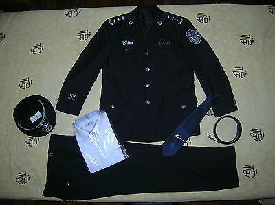 Obsolete 99's series China Police Commissioner, Class I,Uniform,Set