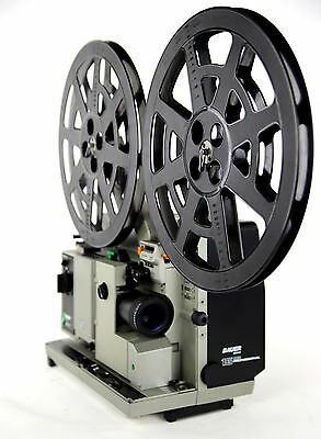 16mm Filmprojektor Bauer P8 T selection Professional sehr selten