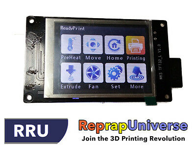 """MKS TFT 3.2"""" Touch Screen for 3D Printer   LCD   Smart Display   Drucker"""