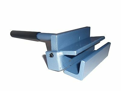 Sheet Metal Folder / Bending Tool - 100mm / 2mm Steel - Other available
