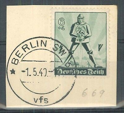 GERMANIA REICH 1940 - US (catalogo n.° 669) (6223)