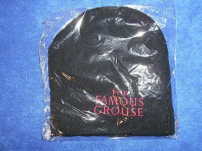 Famous Grouse Beanie Hat Brand New and Rare