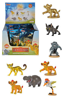 Official Simba The Lion Guard Mystery Trading Figures 6-7cm