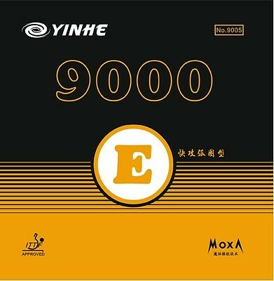 Yinhe  Galaxy  9000E Table Tennis Rubbers ITTF approved from UK stock