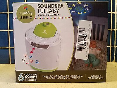 Baby Soundspa & Projector from MyBaby By Homedics Free Shipping - Sound Spa