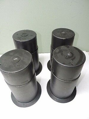 LOT OF 4: ARLINGTON CPS40 Concrete Pipe Sleeve 4""
