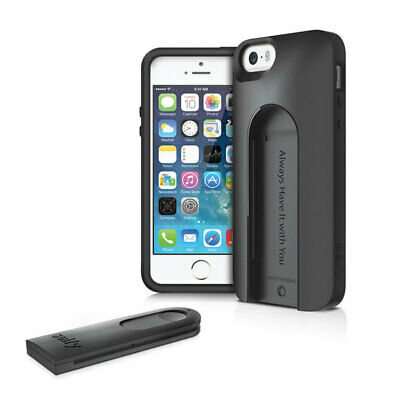iLuv Selfy Case Selfie Wireless Bluetooth Remote Camera Shutter for iPhone 5S SE