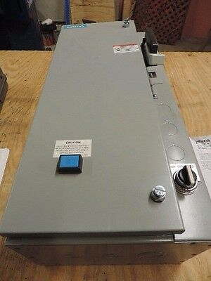 SIEMENS 17CUB92BF11 Fusible Combination FVNR Heavy Duty Motor Starter ESP200