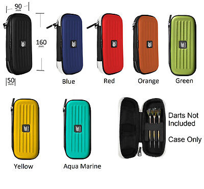 Target Takoma Darts Case / Wallet - Stores Darts Fully Loaded - 6 Colours
