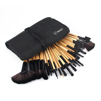 Professional 32 Pcs Makeup Brushes Bag Set Pinceaux Maquillage Cosmet Brush Tool