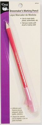 Dritz Dressmaker's Marking Pencil for Sewing Products, Pink. Best Price