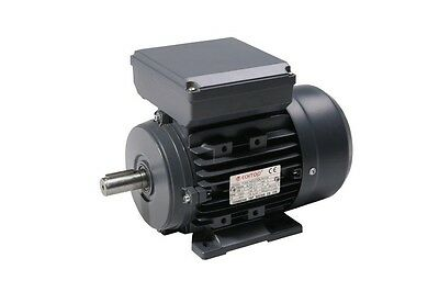 TEC Single Phase Electric Motor 230v/50hz Foot,Flange,Face mount 0.06-2.2kw perm