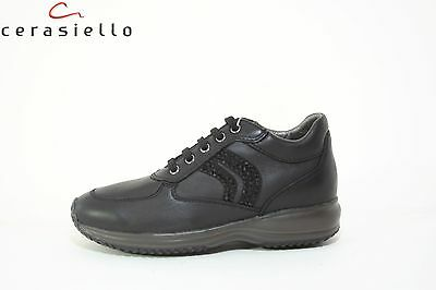 519 Geox Sneakers Art D5462C 00085 C9999 Nero