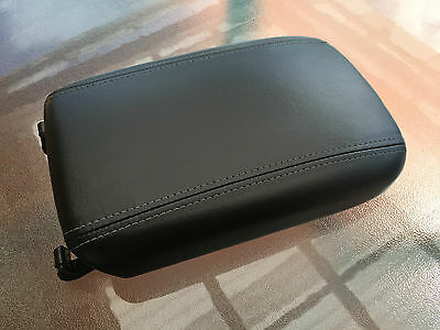 Ve Hsv Commodore Genuine Leather Console Arm Rest Lid Gts Calais Ss