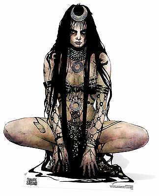 Enchantress Suicide Squad Comic Style Official DC Cardboard Cutout / Standee