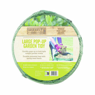Gardman Pop up Garden Tidy