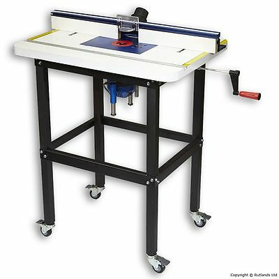 Xact Pro Router Table with Lift & Motor - Kit 4