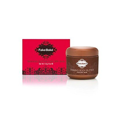 Fake Bake Tanning Butter for Dry Skin 113g Authentic Product  Brand New