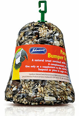 Johnson's Parrot Bumper Bell Treat