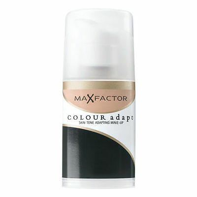 Max Factor Colour Adapt Foundation 34ml - Choose Shade